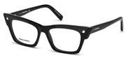 Kupovina ili uvećanje ove slike, DSquared2 Eyewear DQ5234-001.