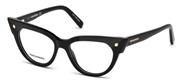 Kupovina ili uvećanje ove slike, DSquared2 Eyewear DQ5235-001.