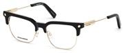 Kupovina ili uvećanje ove slike, DSquared2 Eyewear DQ5243-001.