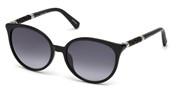 Kupovina ili uvećanje ove slike, Swarovski Eyewear SK0149H-01B.