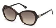 Kupovina ili uvećanje ove slike, Swarovski Eyewear SK0165-52F.