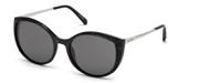 Kupovina ili uvećanje ove slike, Swarovski Eyewear SK0168-01A.