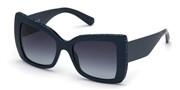 Kupovina ili uvećanje ove slike, Swarovski Eyewear SK0203-90W.