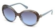 Kupovina ili uvećanje ove slike, Swarovski Eyewear SK0204-86X.