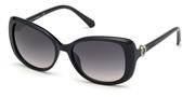 Kupovina ili uvećanje ove slike, Swarovski Eyewear SK0219-01B.