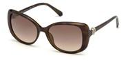 Kupovina ili uvećanje ove slike, Swarovski Eyewear SK0219-52F.