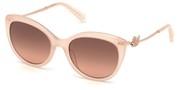 Kupovina ili uvećanje ove slike, Swarovski Eyewear SK0221-72F.