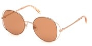 Kupovina ili uvećanje ove slike, Swarovski Eyewear SK0230-28G.