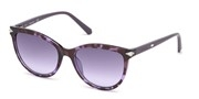 Kupovina ili uvećanje ove slike, Swarovski Eyewear SK0233-55Z.