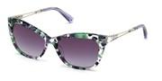 Kupovina ili uvećanje ove slike, Swarovski Eyewear SK0262-55Z.