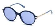 Kupovina ili uvećanje ove slike, Swarovski Eyewear SK0264-90V.