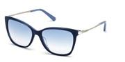 Kupovina ili uvećanje ove slike, Swarovski Eyewear SK0267-90W.