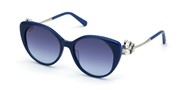 Kupovina ili uvećanje ove slike, Swarovski Eyewear SK0279-90W.