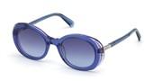 Kupovina ili uvećanje ove slike, Swarovski Eyewear SK0281-92W.
