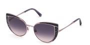 Kupovina ili uvećanje ove slike, Swarovski Eyewear SK0282-78B.
